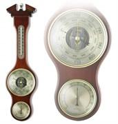 Барометр термометр гигрометр настенный М-52