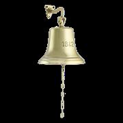 Рында 1842 на кронштейне диаметр 18 см. AL-80-371