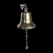 Рында 1842 диаметр 18 см. бронза AL-80-371-ANT