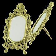 Зеркало настольное Овальное AL-82-238