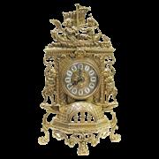 Часы Корабль, плоские AL-82-100