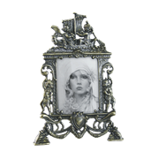 Рамка для фотографий Ангелы, под бронзу AL-82-328-ANT