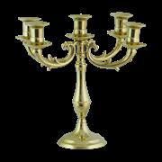 Канделябр Болонья на 5 свечей AL-80-339