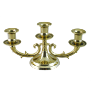 Канделябр Болонья на 3 свечи AL-80-337