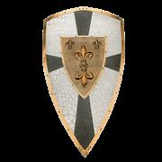 Щит рыцарский  Карла Великого AG-805