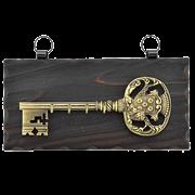 Ключница настенная, зол. KL-842-B