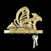 Ключница Бабочка AL-80-301