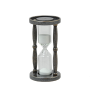 Часы песочные 3 мин антик AL-80-239-1-ANT