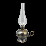 Лампа керосиновая Бочча настольная, антик AL-80-295-C-ANT