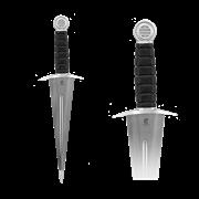 Кинжал боевой (тренировочный) AG-2520-R