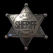 Значок шерифа DE-113-NQ