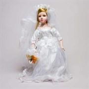 Кукла -невеста фарфоровая   Мэгги YF-HM-164815