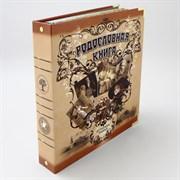 Альбом Родословная Книга  Ретро-портреты  ламинированная обложка PM-012-ЛР