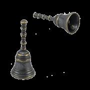 Колокольчик настольный Модерн, диам. 4 см антик AL-82-496-ANT