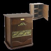 Шкафчик Лавр для мелочей настенный HL-B-808-A