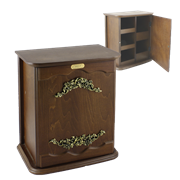 Шкафчик Шиповник для мелочей настенный HL-B-928-A