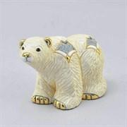 Статуэтка керамическая Полярный медведь DR-F-163
