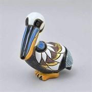 Статуэтка керамическая Пеликан белый DR-SW-014
