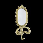 Вешалка-зеркало Букет для одежды настенная AL-82-202