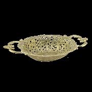 Блюдо Плетенка декоративное AL-82-144