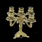 Подсвечник Трилистник 5 свечей AL-80-324-5