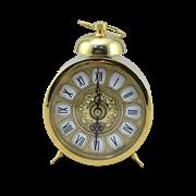Часы стилизованные под будильник AL-80-528