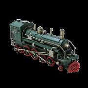 Модель паровоза зеленый RD-1204-E-2899