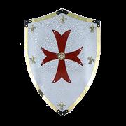 Щит рыцарский средний Крестоносцев AG-858
