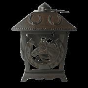 Фонарь подсвечник декоративный YM-GL-5073