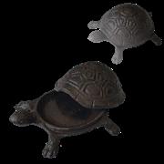 Шкатулка чугун Черепаха YM-KH-6063