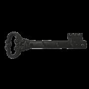 Ключница настенная Ключик YM-KR-2506