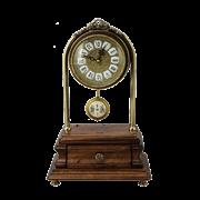 Часы настольные с маятником FC-3718