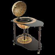 Глобус-бар напольный со столиком d 41 UG-030