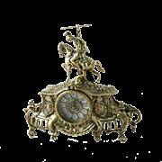 Часы Коша, золото BP-27017