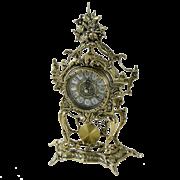Часы Пендулино с маятником, золото BP-27028