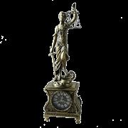 Часы Джустиса, антик BP-27053-A