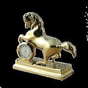 Часы Лошадка, золото BP-28007