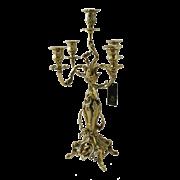 Канделябр Голфино 5-ти рожковый, золото BP-14033-D