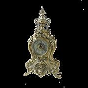 Часы Флор, золото BP-27043-D