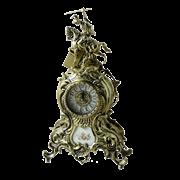 Часы Дон Жоан большие с керамикой, золото BP-27049-D