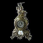 Часы Дон Жоан большие с керамикой, антик BP-27049-A