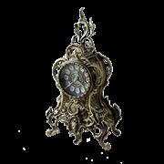 Часы Ласу каминные, антик BP-28025-A