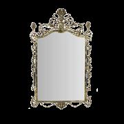 Зеркало Ешпига в раме, золото BP-50111