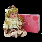 Кукла виниловая PD-VD-22414