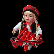 Кукла сувенирная виниловая PD-VD-24419