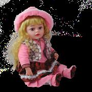 Кукла виниловая PD-VD-24493