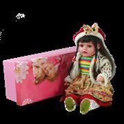 Кукла подарочная виниловая PD-VD-22435