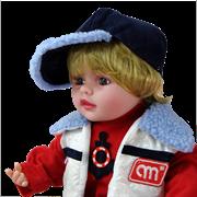 Кукла декоративная PD-VD-22436