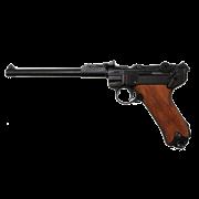 Пистолет парабеллум Люгер Р08 артиллерийский DE-M-1145