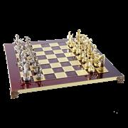 Шахматный набор Троянская война MP-S-4-36-R